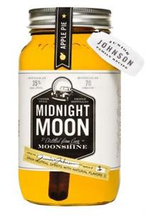 Midnight Moon Junior Johnson's Cran-Apple Pie...